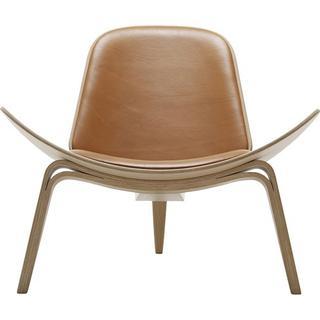 Carl Hansen CH07 Shell Lounge Chair