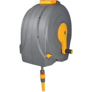 Hozelock Wall Mounted Fast Reel with 40m Hose