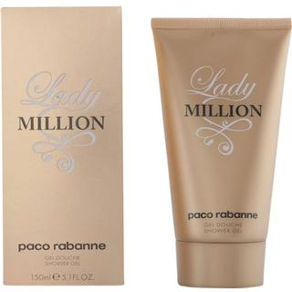 Paco Rabanne Lady Million Shower Gel 150ml