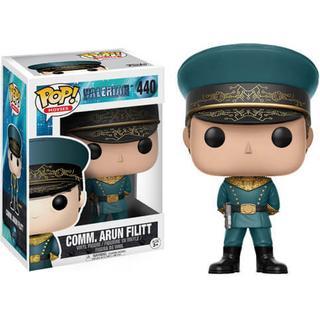 Funko Pop! Movies Valerian Commander Arun Filitt