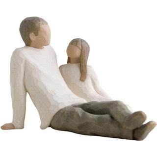 Willow Tree Father & Daughter 12.7cm Figurine