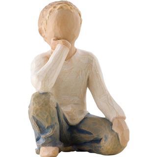 Willow Tree Inquisitive Child 7.5cm Figurine
