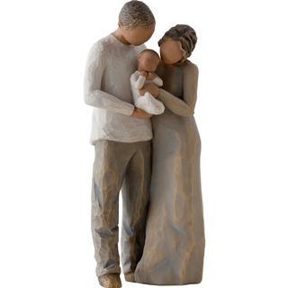 Willow Tree We are Three 22cm Figurine