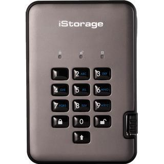 iStorage DiskAshur Pro2 SSD 512GB USB 3.1
