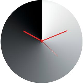 Alessi Arris 30cm Wall Clock
