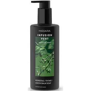 Madara Infusion Vert Moisture Soap 300ml