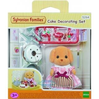 Sylvanian Families Cake Decorating Set