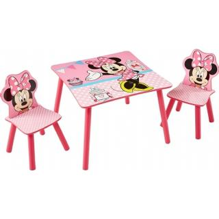 Hello Home Minnie Mouse Table & Chairs