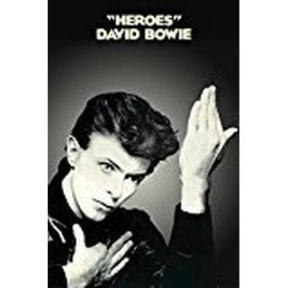 GB Eye David Bowie Heroes 61x91.5cm Posters