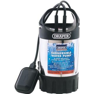 Draper Submersible Pump Dirty Water Stainless Steel 7200
