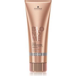 Schwarzkopf BlondMe Tone Enhancing Blonding Shampoo Cool Blonde 250ml