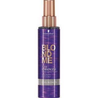 Schwarzkopf BlondMe Tone Enhancing Spray Conditioner Cool Blonde 150ml