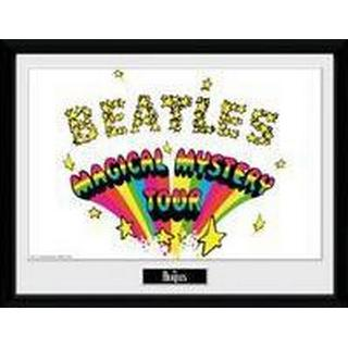 GB Eye The Beatles Magical Mystery 30x40cm Framed art