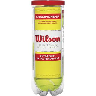 Wilson Championship XD 3-pack
