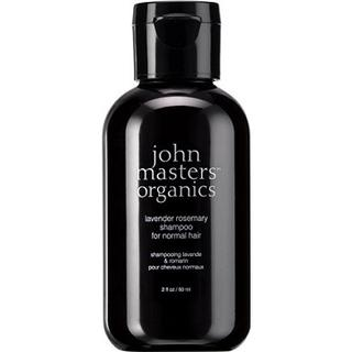 John Masters Organics Lavender & Rosemary Shampoo for Normal Hair 60ml