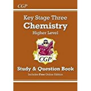 KS3 Chemistry Study & Question Book - Higher (CGP KS3 Science)