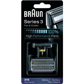 Braun Series 3 Combi 31S Shaver Head