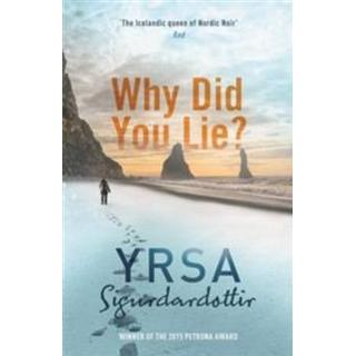 Why Did You Lie? (Storpocket, 2017)