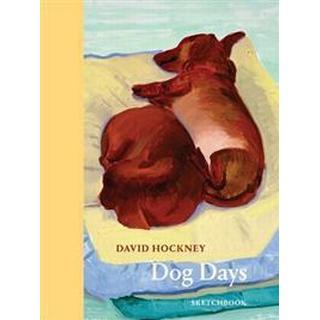 David Hockney Dog Days Sketchbook (Pocket, 2017)