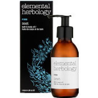 Elemental Herbology Fire Zest Bath & Body Oil 145ml