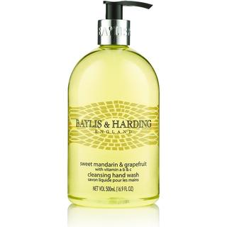 Baylis & Harding Sweet Mandarin & Grapefruit Hand Wash 500ml