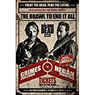GB Eye The Walking Dead Fight Maxi 61x91.5cm Posters