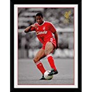GB Eye Liverpool Barnes 30x40cm Framed art