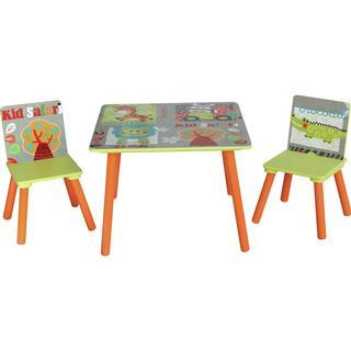 Liberty House Toys Safari Table & Chair Set