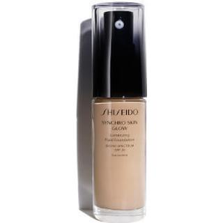 Shiseido Synchro Skin Glow Luminizing Foundation R3