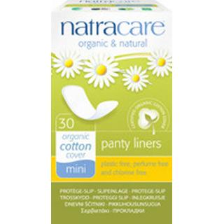 Natracare Mini Pantyliners 30-pack