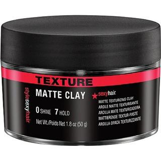 Sexy Hair Style Texture Matte Clay 50g