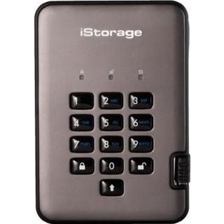 iStorage DiskAshur Pro2 SSD 256GB USB 3.1