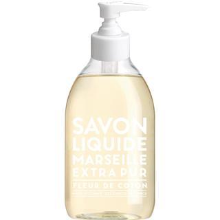 Compagnie de Provence Savon De Marseille Extra Pur Liquid Soap Cotton Flower 300ml