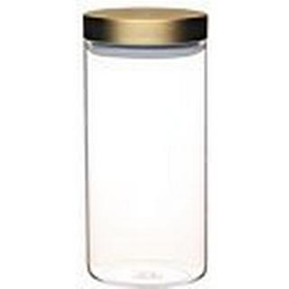 Kitchencraft Master Class Storage Jars 1.5 L