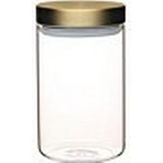 Kitchencraft Master Class Storage Jars 1 L