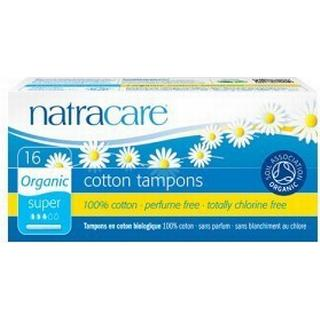 Natracare Tampons Applicator Super 16-pack