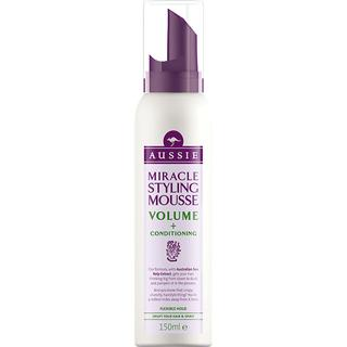 Aussie Miracle Styling Mousse Volume + Conditioning 150ml
