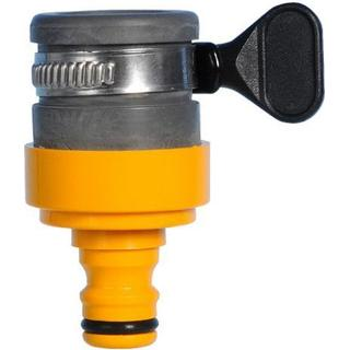 Hozelock Indoor Round Tap Connector 18mm