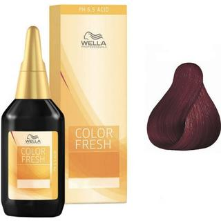 Wella Color Fresh #5/56 Light Brown Mahogany Violet 75ml