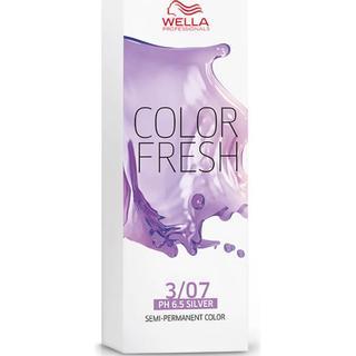 Wella Color Fresh #3/07 Dark Natural Brunette Brown 75ml