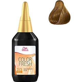 Wella Color Fresh #7/3 Medium Gold Blonde 75ml