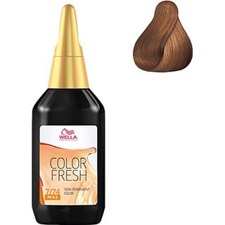 Wella Color Fresh #7/74 Medium Brunette Red Blonde 75ml