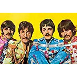 GB Eye The Beatles Lonely Hearts Club Maxi 61cmx91.5cm Posters