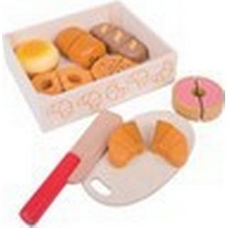 Bigjigs Cutting Bread & Pastries Crate