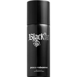 Paco Rabanne Black XS Deo Spray 150ml