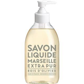Compagnie de Provence Savon De Marseille Extra Pur Liquid Soap Olive Wood 300ml
