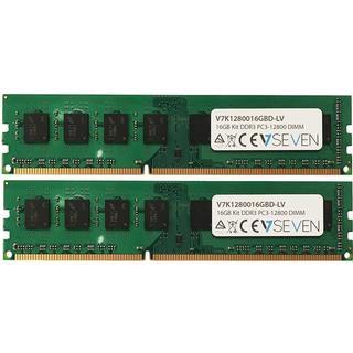 V7 DDR3 1600MHz 2X8GB (V7K1280016GBD-LV)