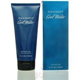 Davidoff Cool Water Shower Gel for Men 200ml
