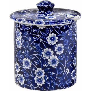 Burleigh Blue Calico Sugar bowl 0.25 L