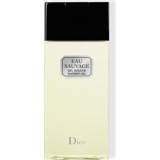 Christian Dior Eau Sauvage Shower Gel 200ml